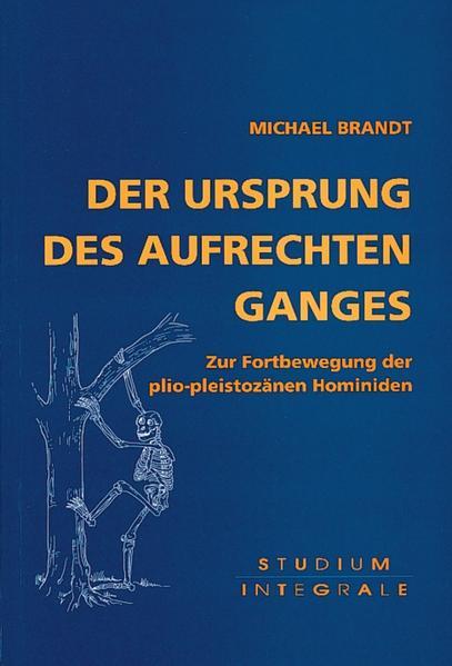 Der Ursprung des aufrechten Ganges - Coverbild