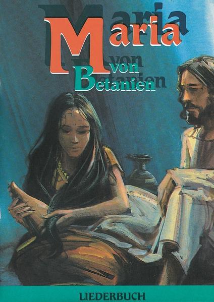 Maria von Betanien - Coverbild