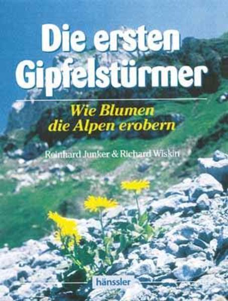Die ersten Gipfelstürmer - Coverbild
