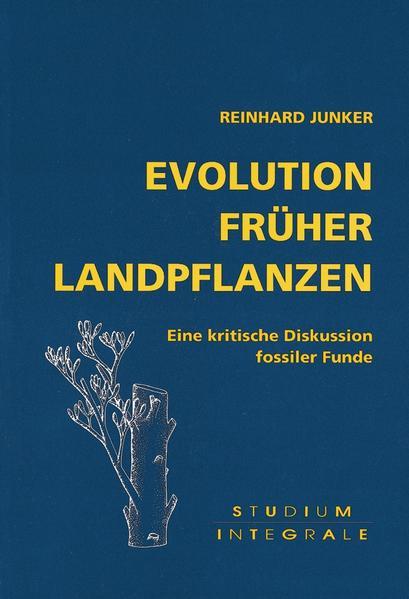 Evolution früherer Landpflanzen - Coverbild