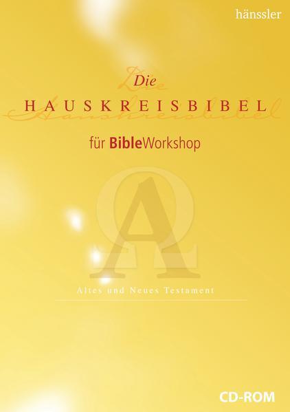 Die Hauskreisbibel für BibleWorkshop Epub Herunterladen
