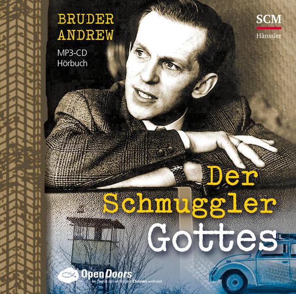 Der Schmuggler Gottes - Hörbuch (MP3) - Coverbild