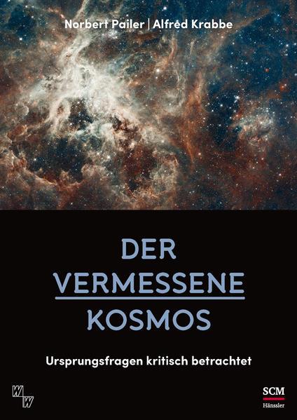 Der vermessene Kosmos - Coverbild