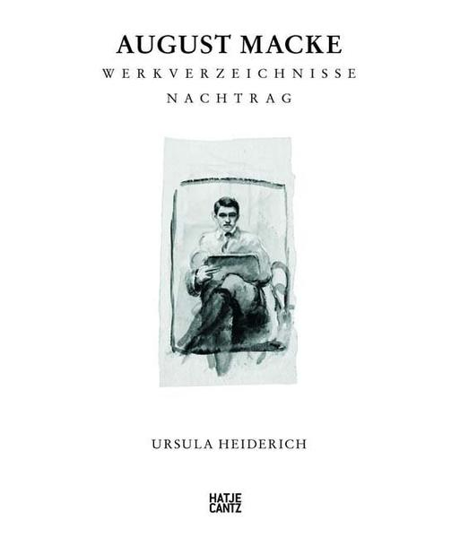 August Macke - Coverbild
