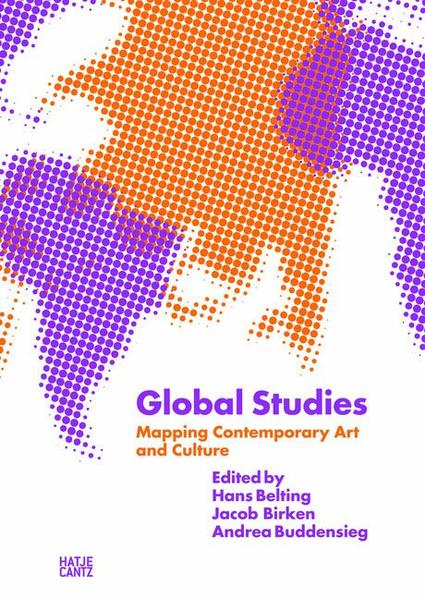 Global Studies Mapping Contemporary Art and Culture - Coverbild