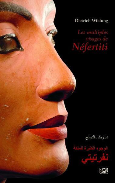 Les multiples visages de Néfertiti - Coverbild
