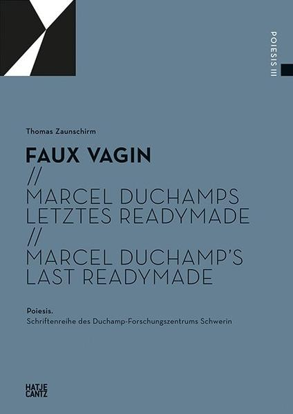 Marcel Duchamps letztes Readymade - Coverbild