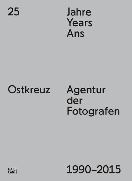 Ostkreuz 25 Jahre - Coverbild