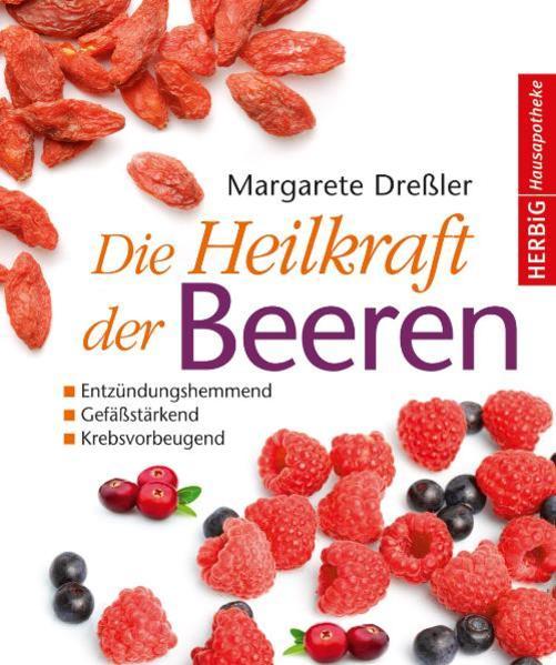 Die Heilkraft der Beeren - Coverbild
