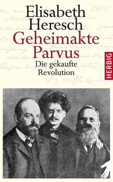 Geheimakte Parvus - Coverbild