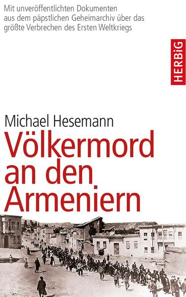 Völkermord an den Armeniern - Coverbild