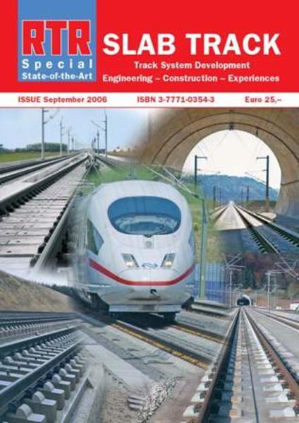 RTR Special: Slab Track - Coverbild