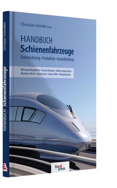 Handbuch Schienenfahrzeuge - Coverbild