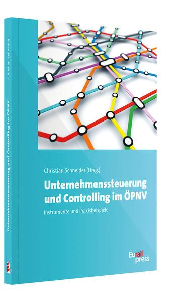 Unternehmenssteuerung und Controlling im ÖPNV - Coverbild