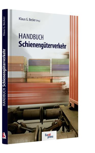 Handbuch Schienengüterverkehr - Coverbild