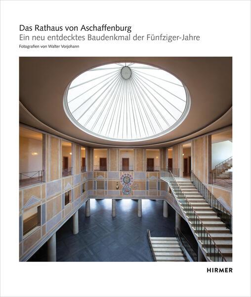 Das Rathaus von Aschaffenburg - Coverbild