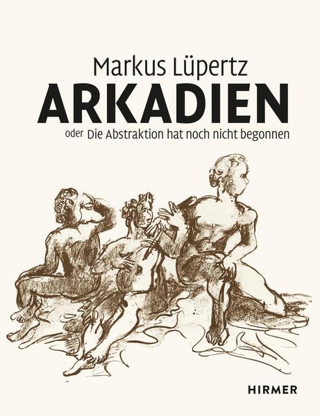 Markus Lüpertz - Coverbild