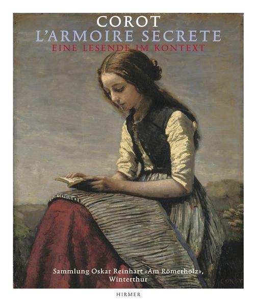 Corot - L'Armoire secrète, Eine Lesende im Kontext - Coverbild