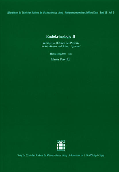 Endokrinologie II - Coverbild