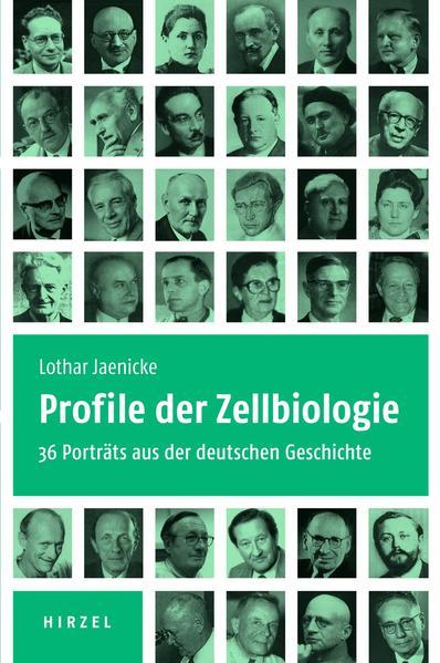 Profile der Zellbiologie - Coverbild
