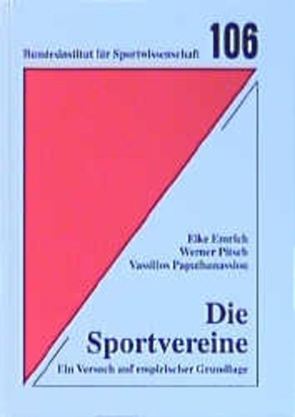 Die Sportvereine - Coverbild