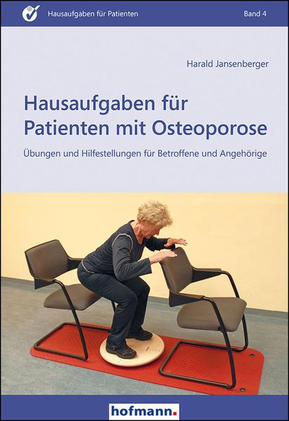 Hausaufgaben für Patienten mit Osteoporose - Coverbild