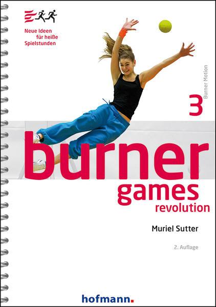 Burner Games Revolution - Coverbild