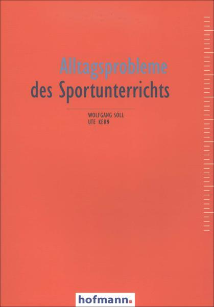 Alltagsprobleme des Sportunterrichts - Coverbild
