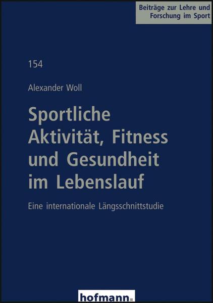 Sportliche Aktivität, Fitness und Gesundheit im Lebenslauf - Coverbild