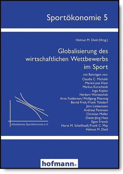 Globalisierung des wirtschaftlichen Wettbewerbs im Sport - Coverbild