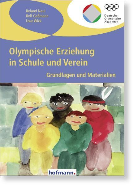 Olympische Erziehung in Schule und Verein - Coverbild