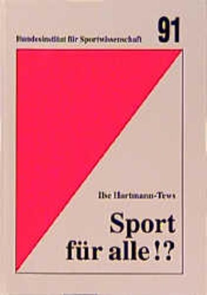 Sport für alle!? - Coverbild