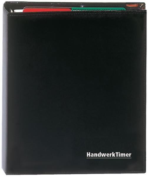 HandwerkTimer - Zeit- und Aufgabenplanungssystem - Coverbild