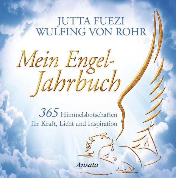 Mein Engel-Jahrbuch - Coverbild