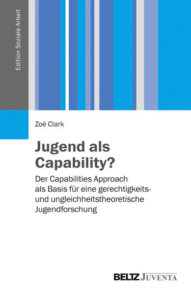 Jugend als Capability? - Coverbild