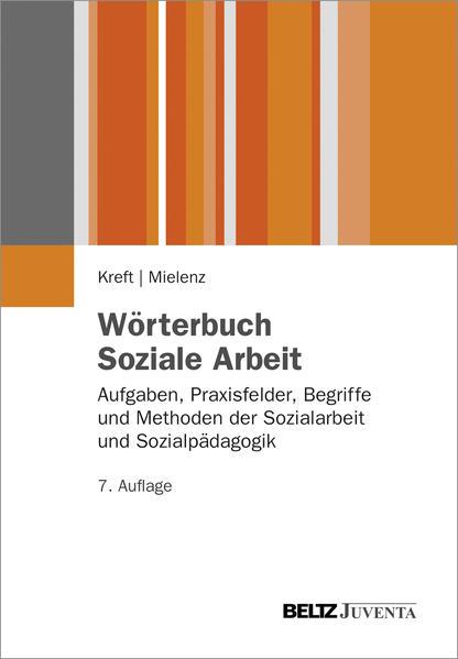 Wörterbuch Soziale Arbeit. - Coverbild