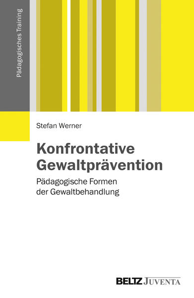 Konfrontative Gewaltprävention - Coverbild