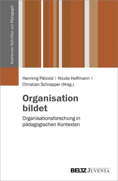 Organisation bildet - Coverbild