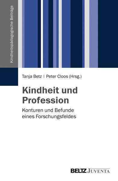 Kindheit und Profession - Coverbild
