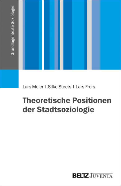 Theoretische Positionen der Stadtsoziologie - Coverbild