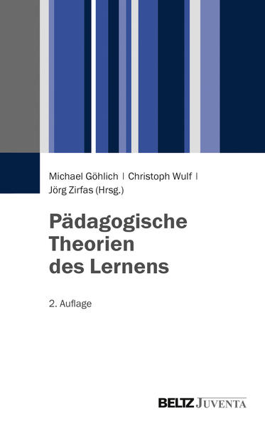 Pädagogische Theorien des Lernens - Coverbild