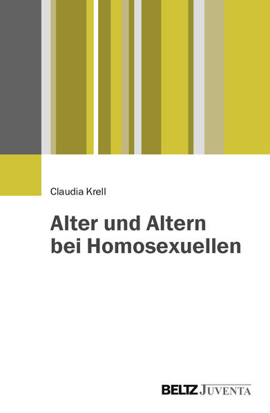 Alter und Altern bei Homosexuellen - Coverbild