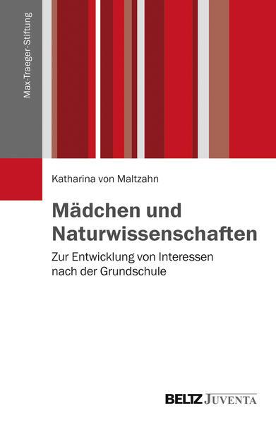 Mädchen und Naturwissenschaften - Coverbild