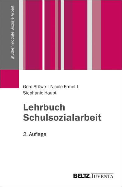 Lehrbuch Schulsozialarbeit - Coverbild