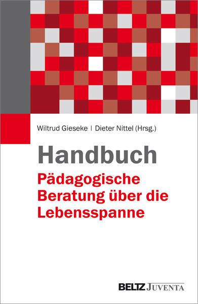 Handbuch Pädagogische Beratung über die Lebensspanne - Coverbild