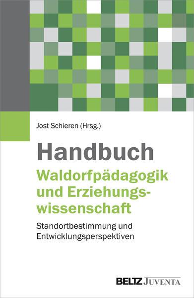 Handbuch Waldorfpädagogik und Erziehungswissenschaft - Coverbild