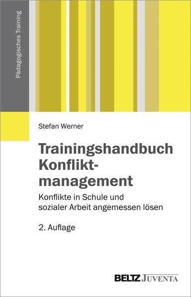 Trainingshandbuch Konfliktmanagement - Coverbild