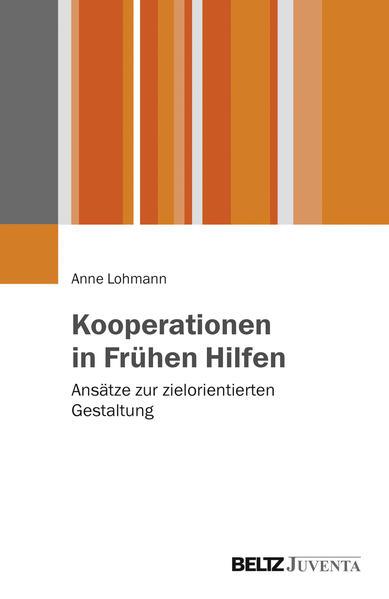 Kooperationen in Frühen Hilfen - Coverbild