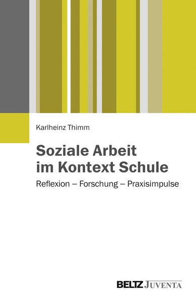 Soziale Arbeit im Kontext Schule - Coverbild