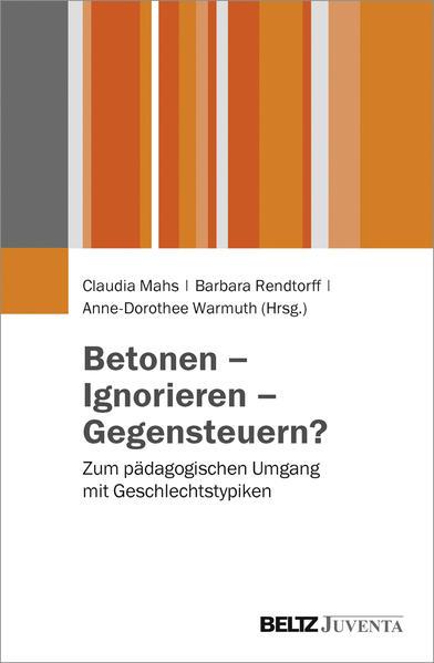 Betonen - Ignorieren - Gegensteuern? - Coverbild